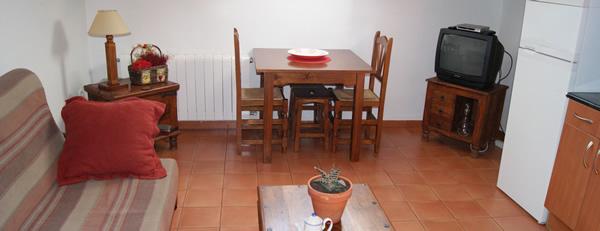 casa rural en Cuenca, alquiler de apartamentos