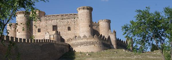Castillo de Belmonte-Cuenca