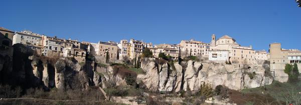 Casco antiguo de Cuenca