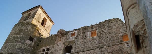 Castillo de Garcimuñoz - Cuenca