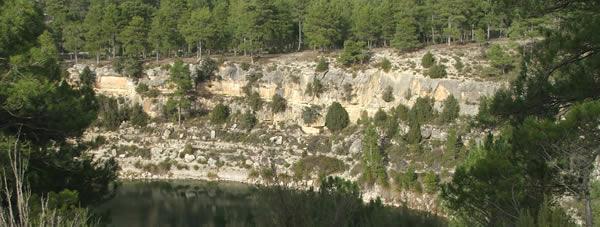Lagunas de Cañada del Hoyo -  Cuenca